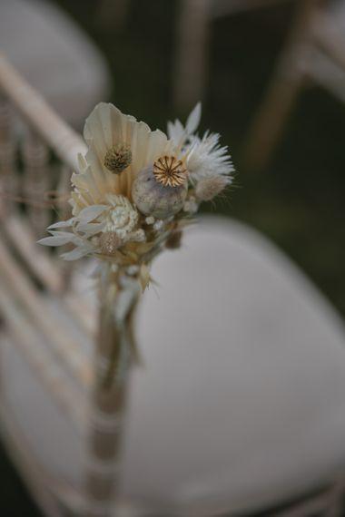mary elizabeth flowers dried flower wedding styling dried flower bouquet 6
