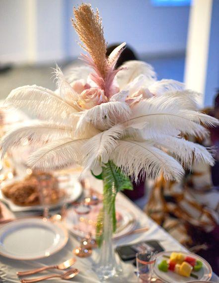 florals of splendour feathers  roses 5