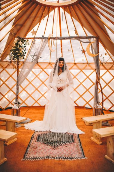 north sky yurts little seed field   bride