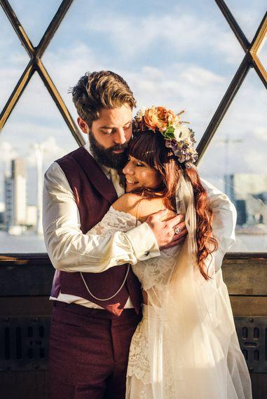kirsty mackenzie photography alternative london wedding photography 1 2