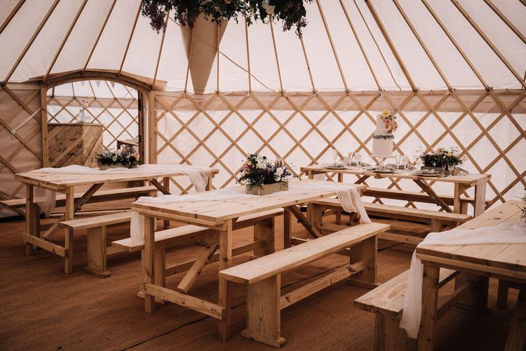 north sky yurts 24ft yurt and interior