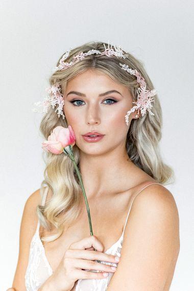 aureus flos aureus flos fine art wedding accessories castalia hair vine botanica collection11