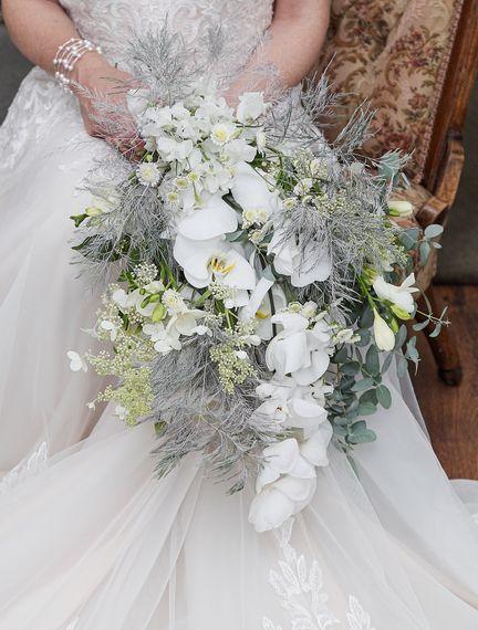 so blooming beautiful deisgns bouquet branco