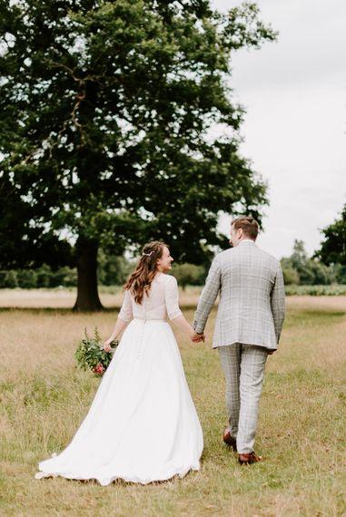 laura williams photography london city church wedding hampton bushy park st marys church 160