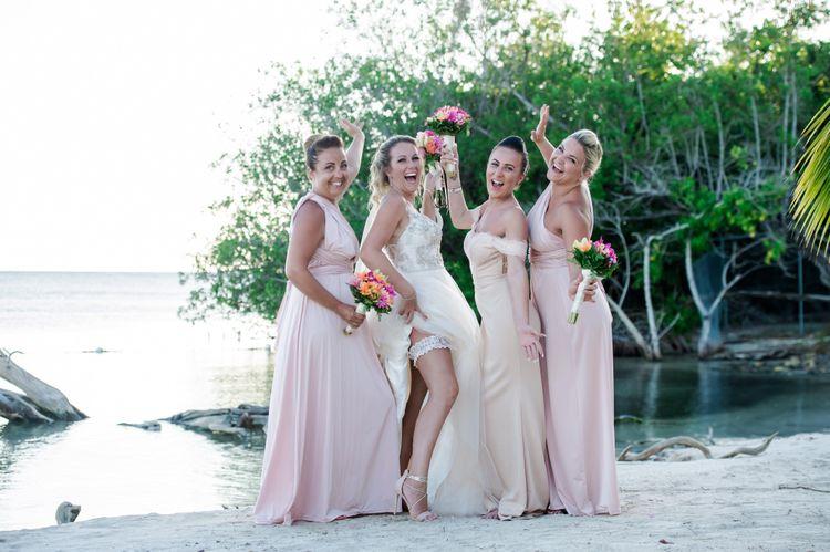 silk garters tanyas wedding garter photo in jamaica