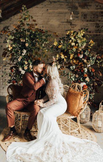 lydie dalton floral design rebecca carpenter photography rust romance 64 2