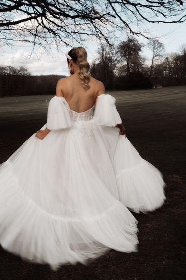 felisiti greis wedding dress ballgown bespoke couture