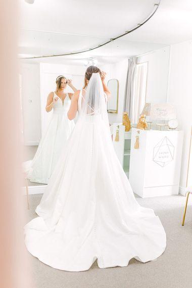 Ivory White Bridal 55