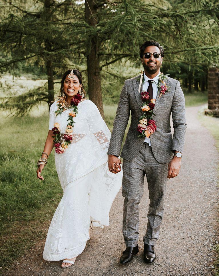 indian british wedding
