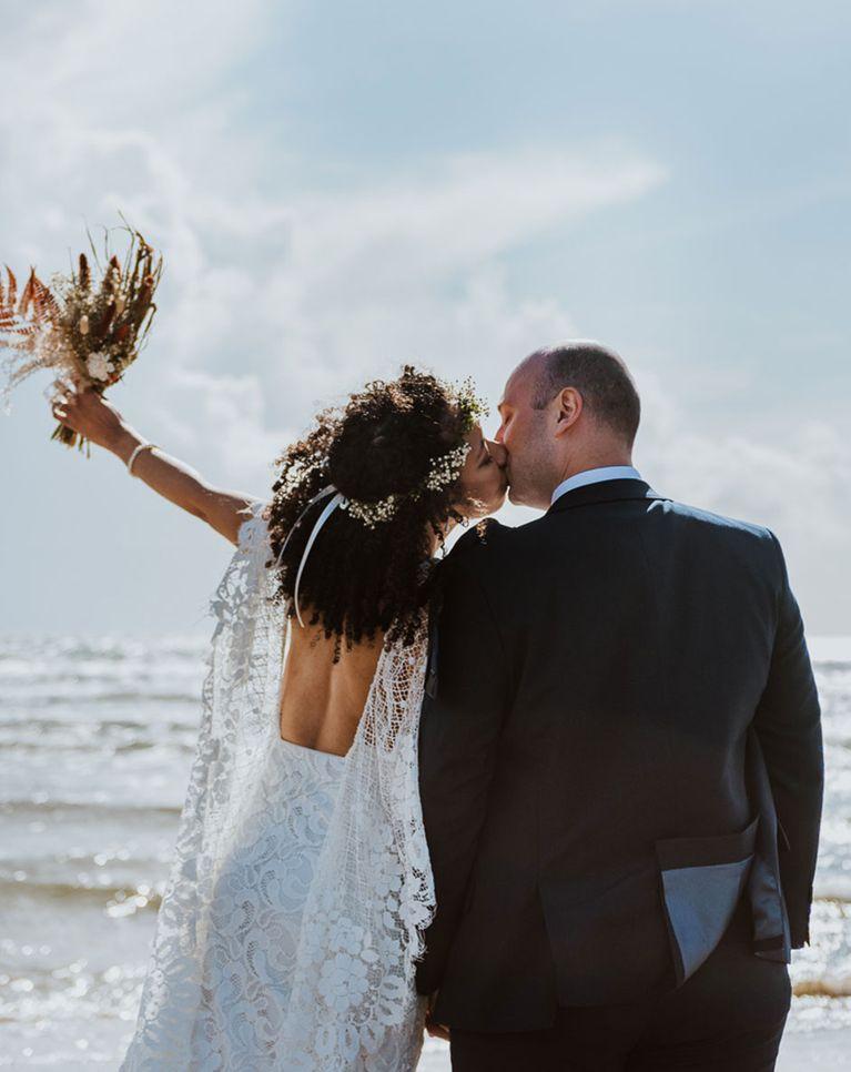 Elopement Wedding Cornwall