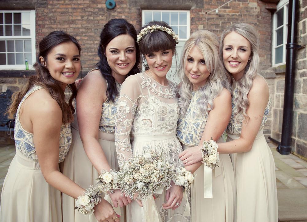 Needle & Thread Wedding Dress | The West Mill Wedding Venue Derby ...