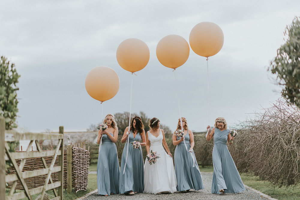Clementine by Naomi Neoh Tipi Wedding in Cornwall