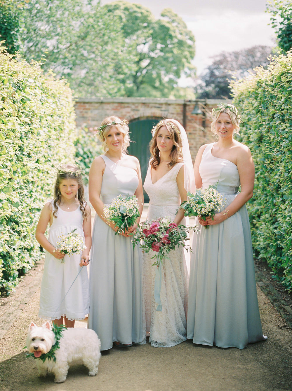 Scampston hall outdoor ceremony with bespoke jane elmer gown image by a hrefhttpsamanthawardphotography image by samantha ward photography bespoke jane elmer wedding gown ombrellifo Gallery
