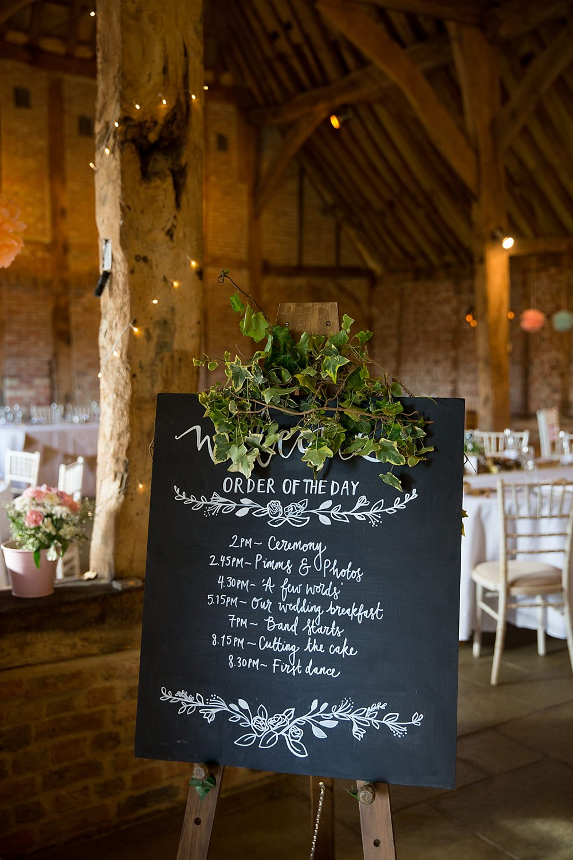 The Red Barn Norfolk With Pastel Colour Scheme Stella York Wedding