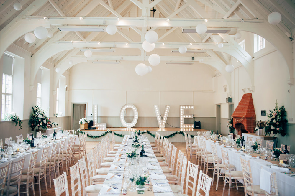 Diy village hall wedding with high street asos bridesmaid dresses images by a junglespirit Choice Image