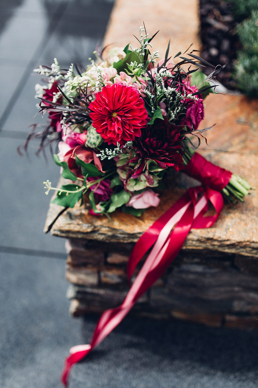 Elegant Metallic Gold Red Wedding Inspiration From Miss Gen