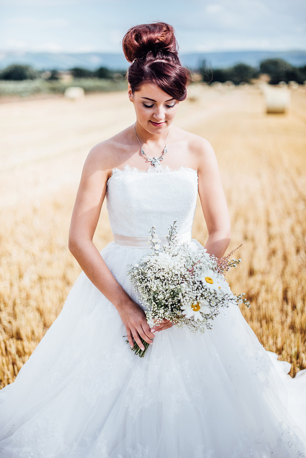 Rustic Woodland Themed DIY Wedding at Angrove Park Yorkshire with ...
