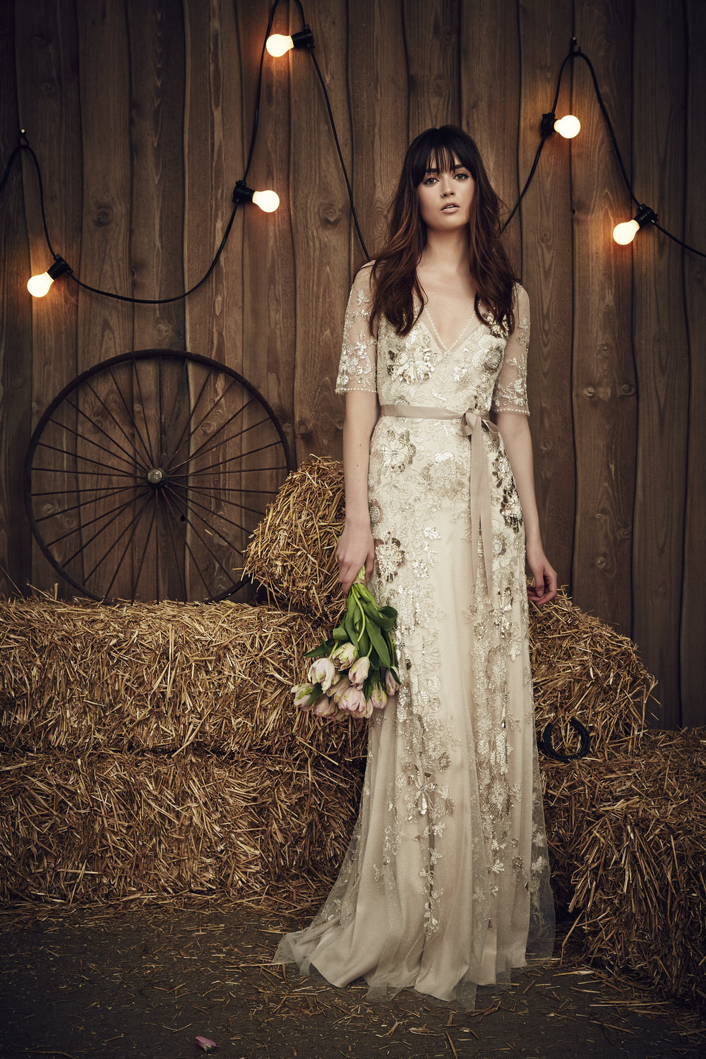ab14b36f9d5 2017 Bridal Collection from Jenny Packham - ROCK MY WEDDING