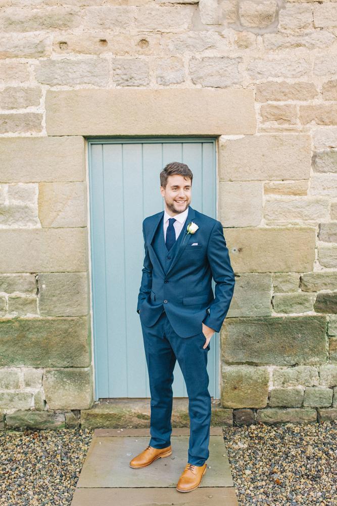 Cripps Healey Rustic Barn Wedding with Watters Wedding Dress