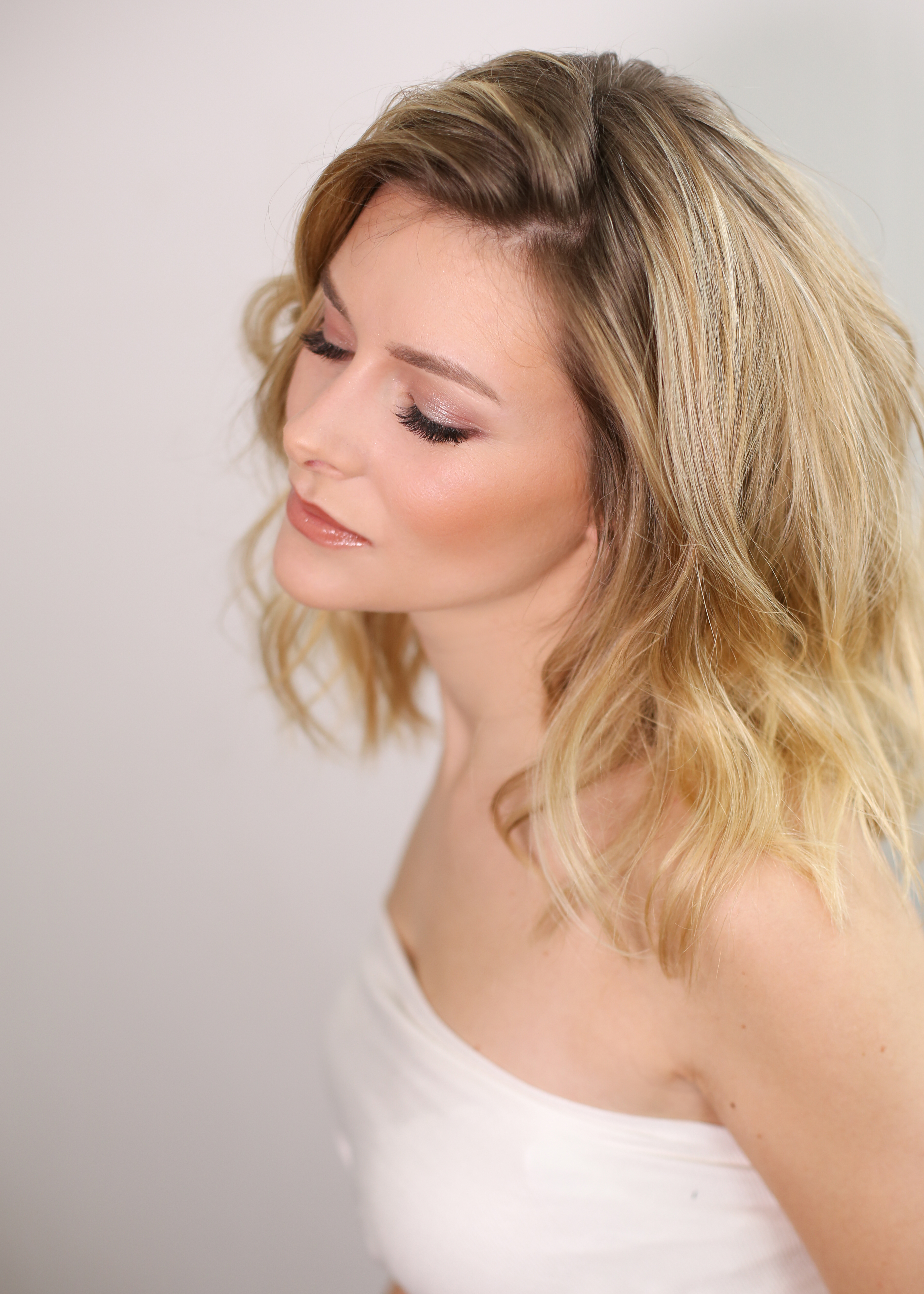 wedding day make up {insider tips from the love lust list} - rock