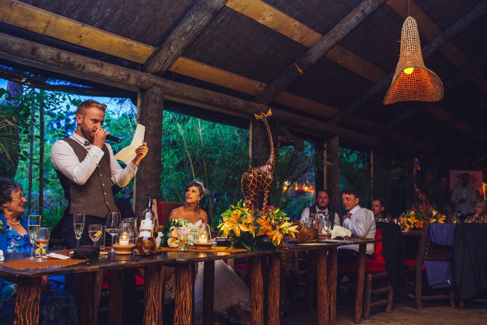 An African Safari Themed Wedding At Akamba Exotic Garden
