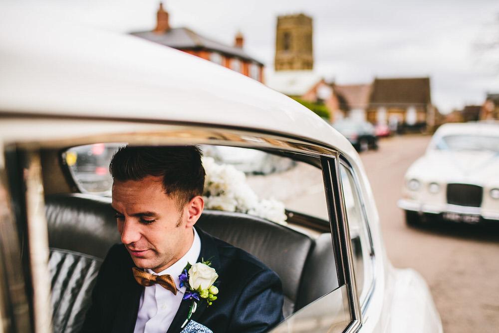 East Midlands Wedding Photography
