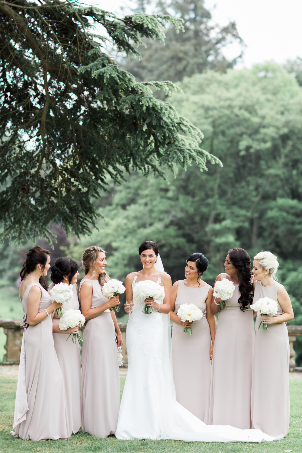 Group Wedding Photography: Alternative Wedding Group Shots With The List RMW Suppliers