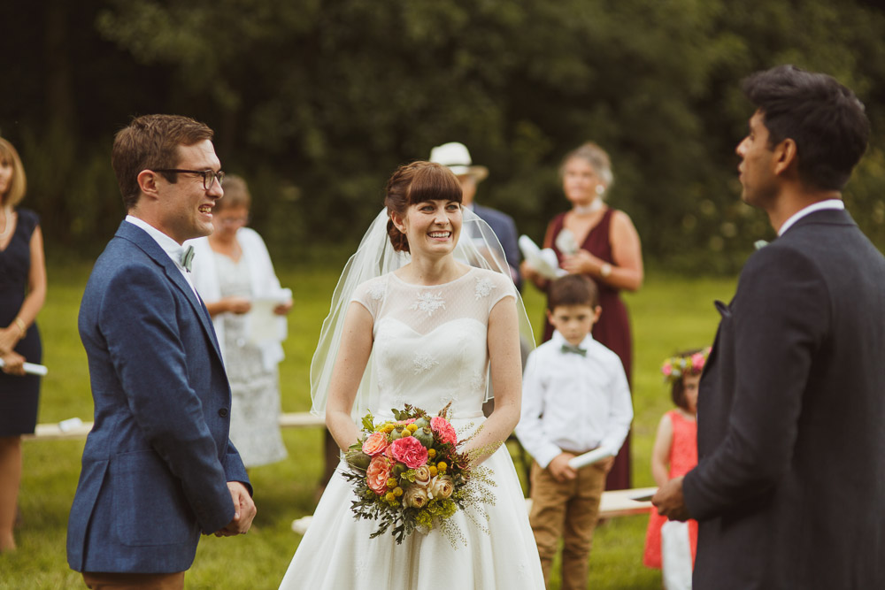 Village Hall Wedding With A £5000 Budget In Yorkshire