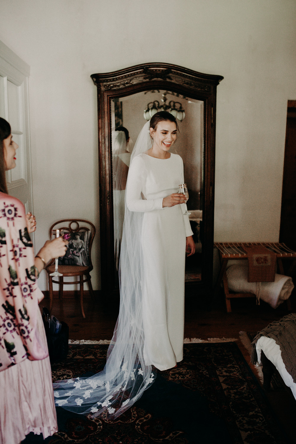 Stylish Outdoor Wedding at The Oaks Estate, Greyton, South Africa ...