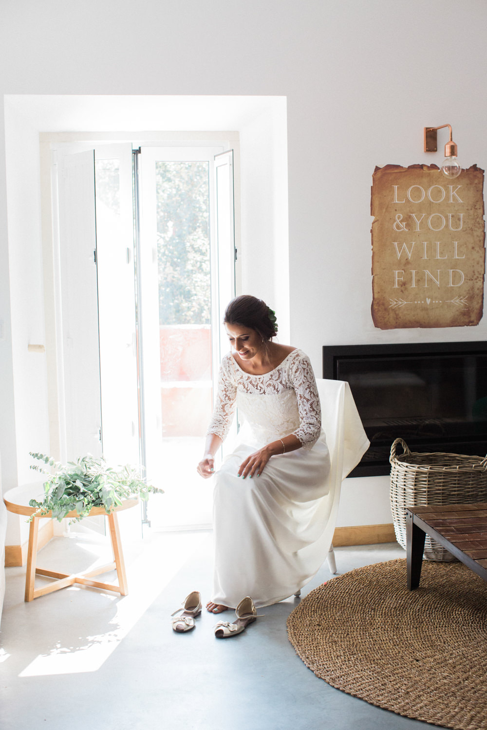 Laid Back Outdoor Wedding At Luz Houses In Portugal Full