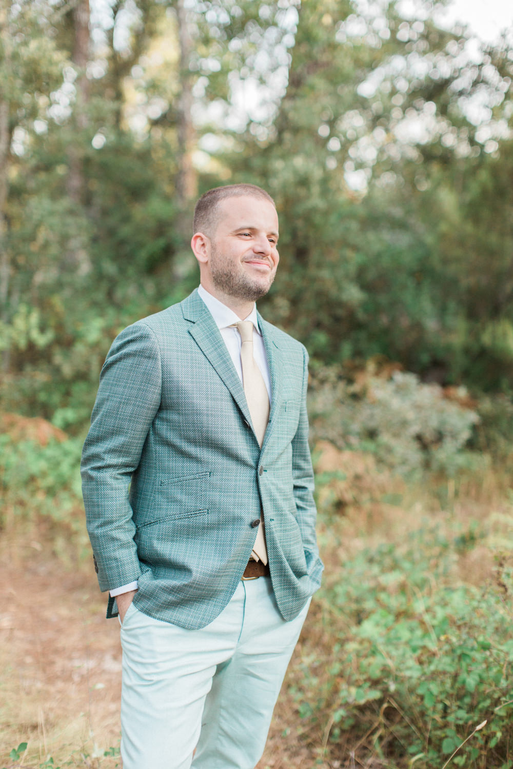 Laid Back Outdoor Wedding at Luz Houses in Portugal full of Foliage