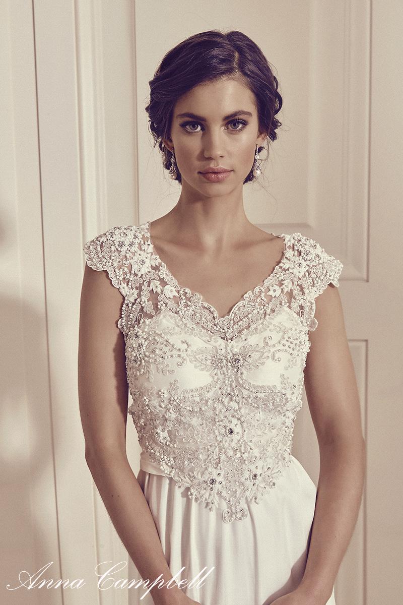 Gossamer Bridal Collection Anna Campbell