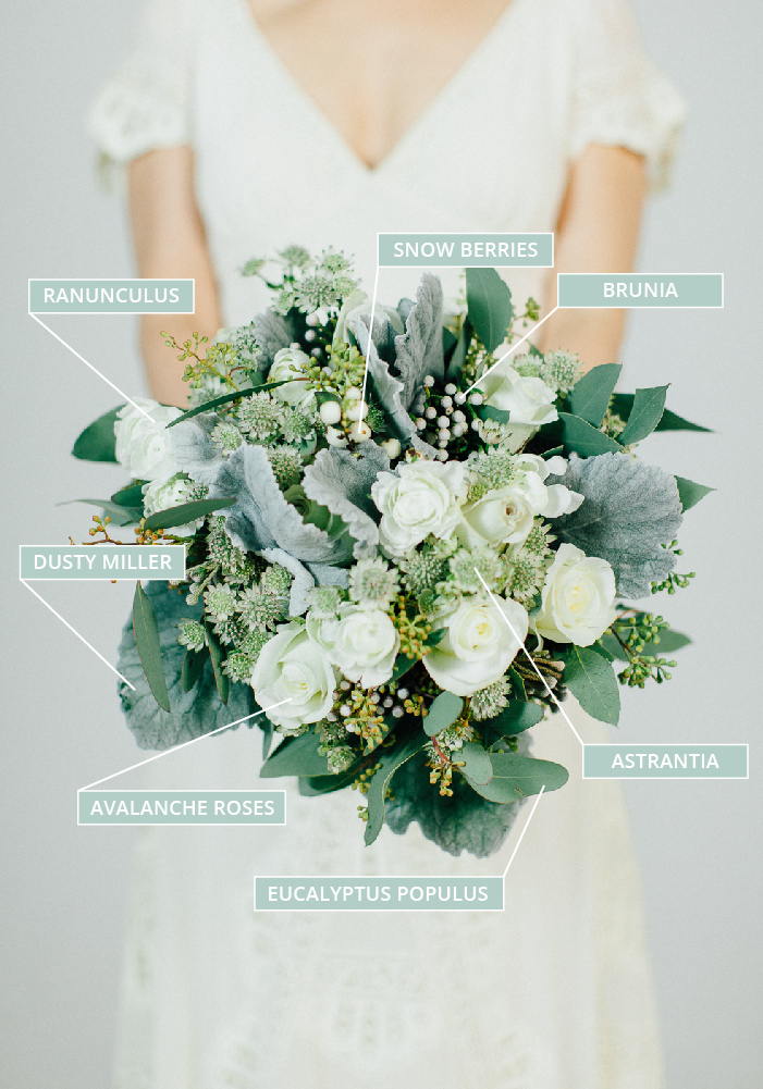Autumn & Fall Wedding Bouquets For Stylish, Modern Brides