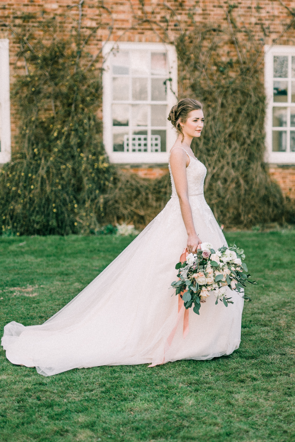 Ballet Inspired Wedding Editorial At Chapelgarth Estate Planned by ...