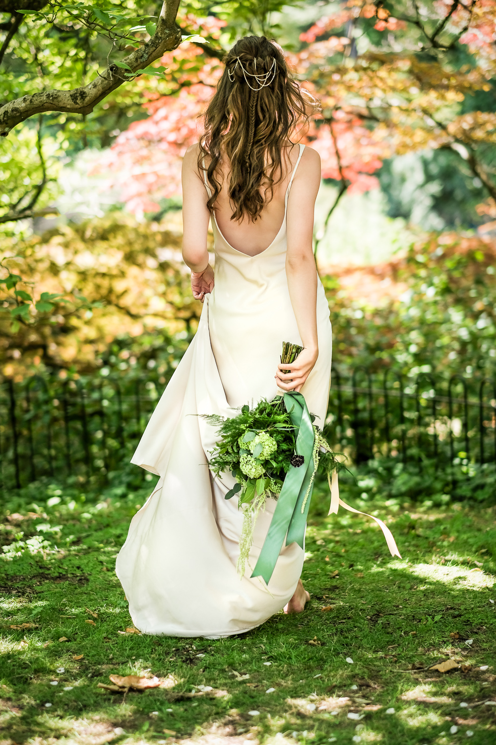 Grecian Goddess Bride Inspiration With Images By Chris Daw Photography