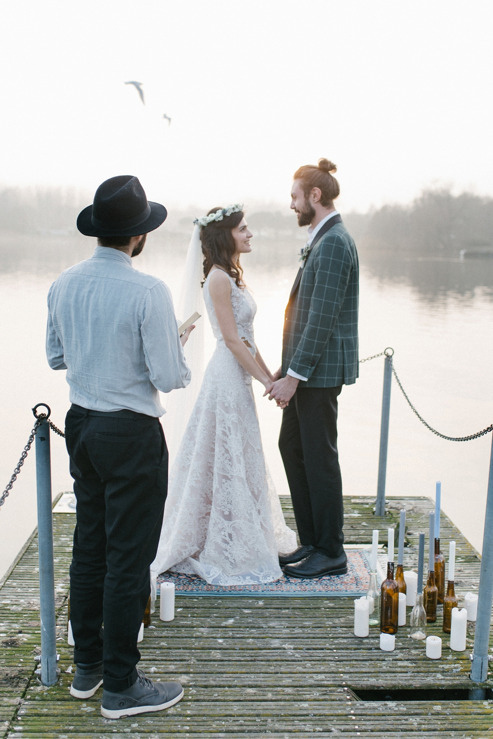 Intimate Elopement Style Wedding In Italy Images From ...