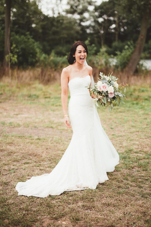 Browning Wedding Dress