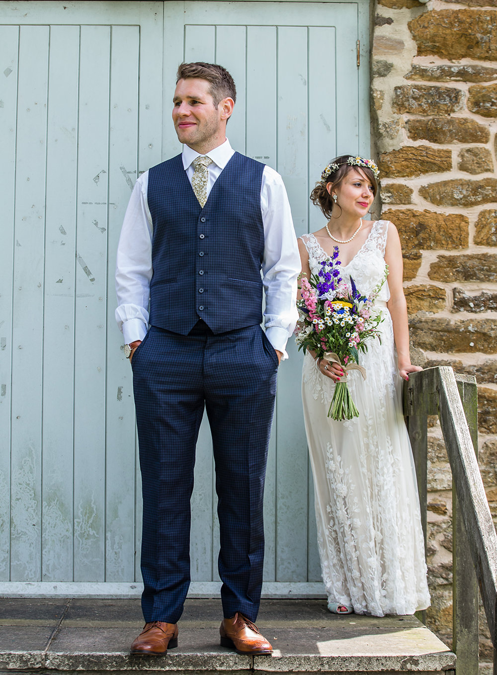Catherine Deane Sian Bridal Gown at The Olde Coach House Country Pub