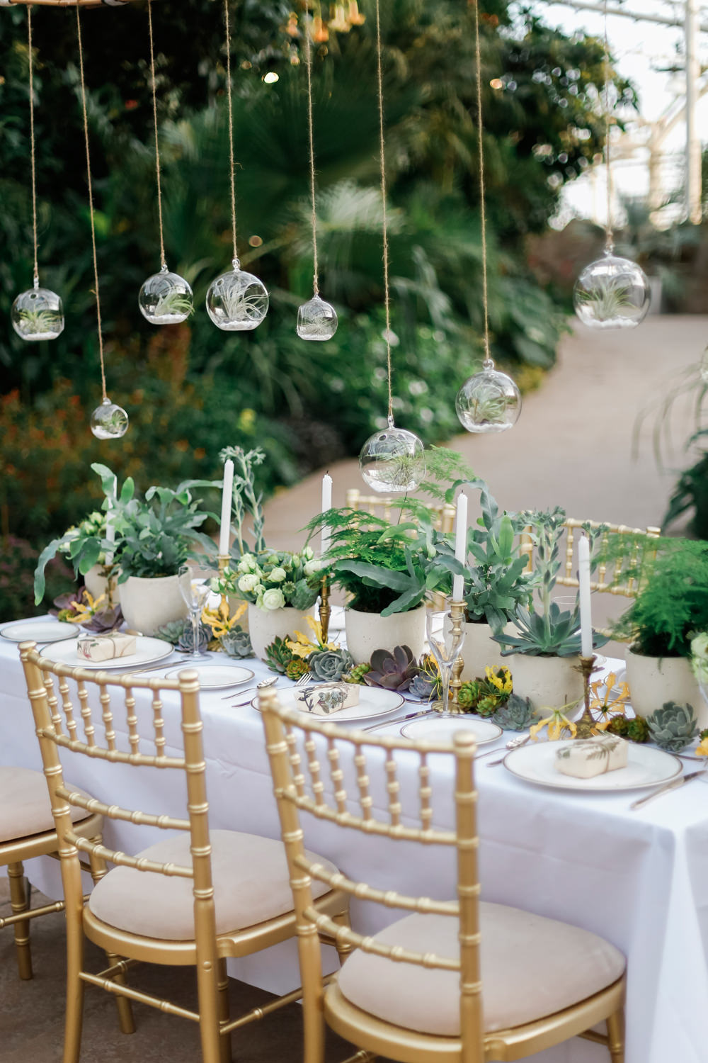 Wedding Ideas Peacock Themed: Greenery Wedding Decor Wisley Venue Hire Botanical Wedding
