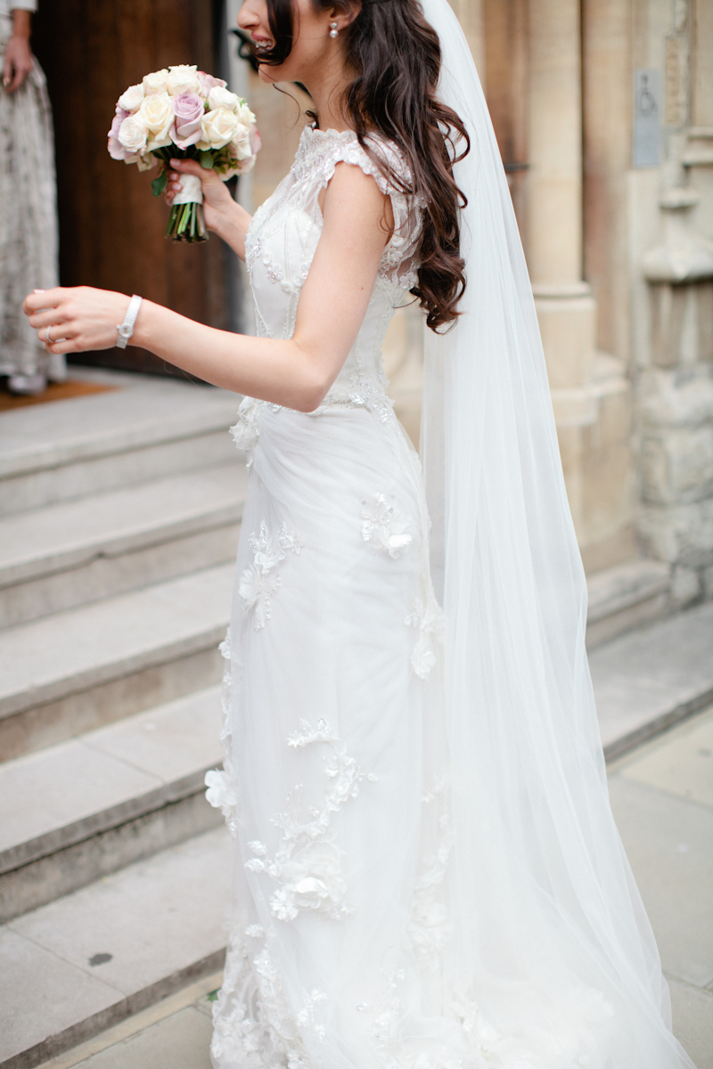 00 gallery brides rock my wedding uk wedding blog directory a sophisticated modern wedding at claridges in london with jenny packham esme and a yolan cris dress dusky pink bridesmaid dresses and jimmy choo shoes ombrellifo Images