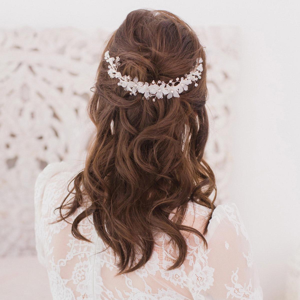 ultimate guide to wedding veils - rock my wedding