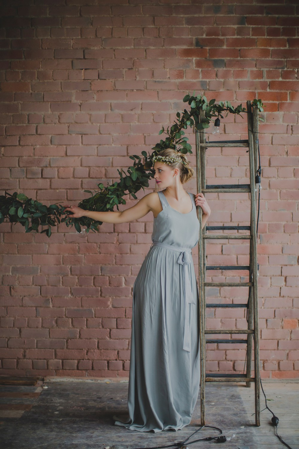 Bridesmaids Dresses Made To Order By Caroline Campion