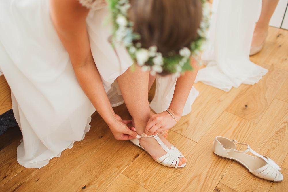 Rustic Wedding At High House Weddings In Essex With Ingrida Bridal