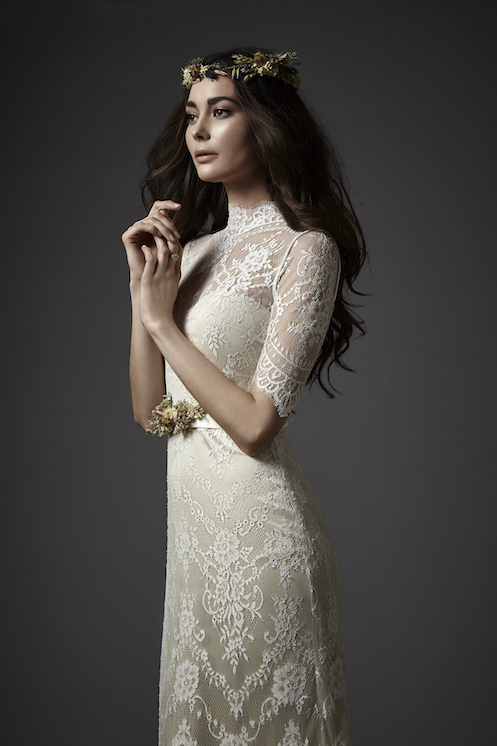 89ef05d54c27 Catherine Deane 2016 Bridal Collection - ROCK MY WEDDING | UK ...