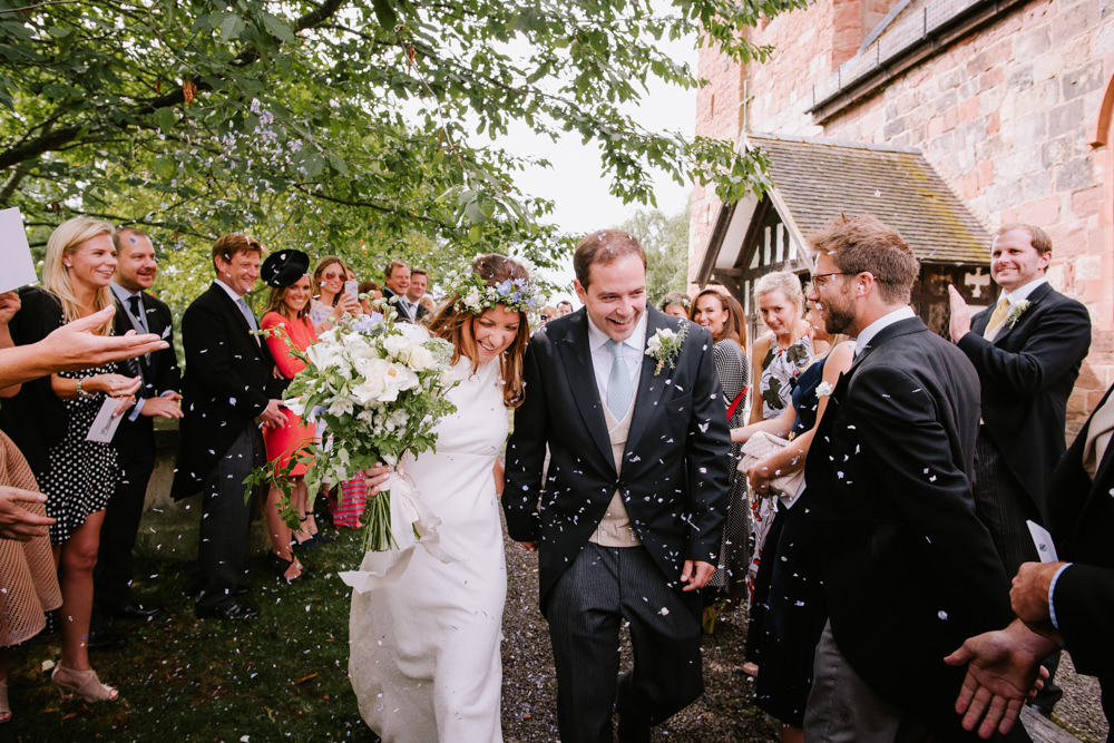 f7f3bfaed20 Bright Festival Themed At Home Wedding in a Tipi with Wild Flowers ...