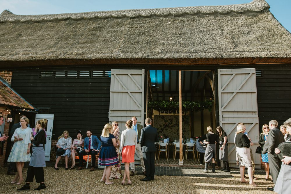 Country Wedding At Brick Kiln Barn In Suffolk With Lace Jim Hjlem