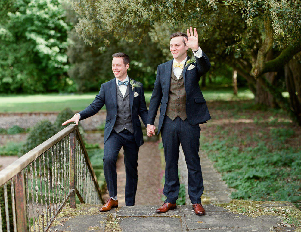 Classic Country Wedding at Voewood, Norfolk Planned by Vanilla ...