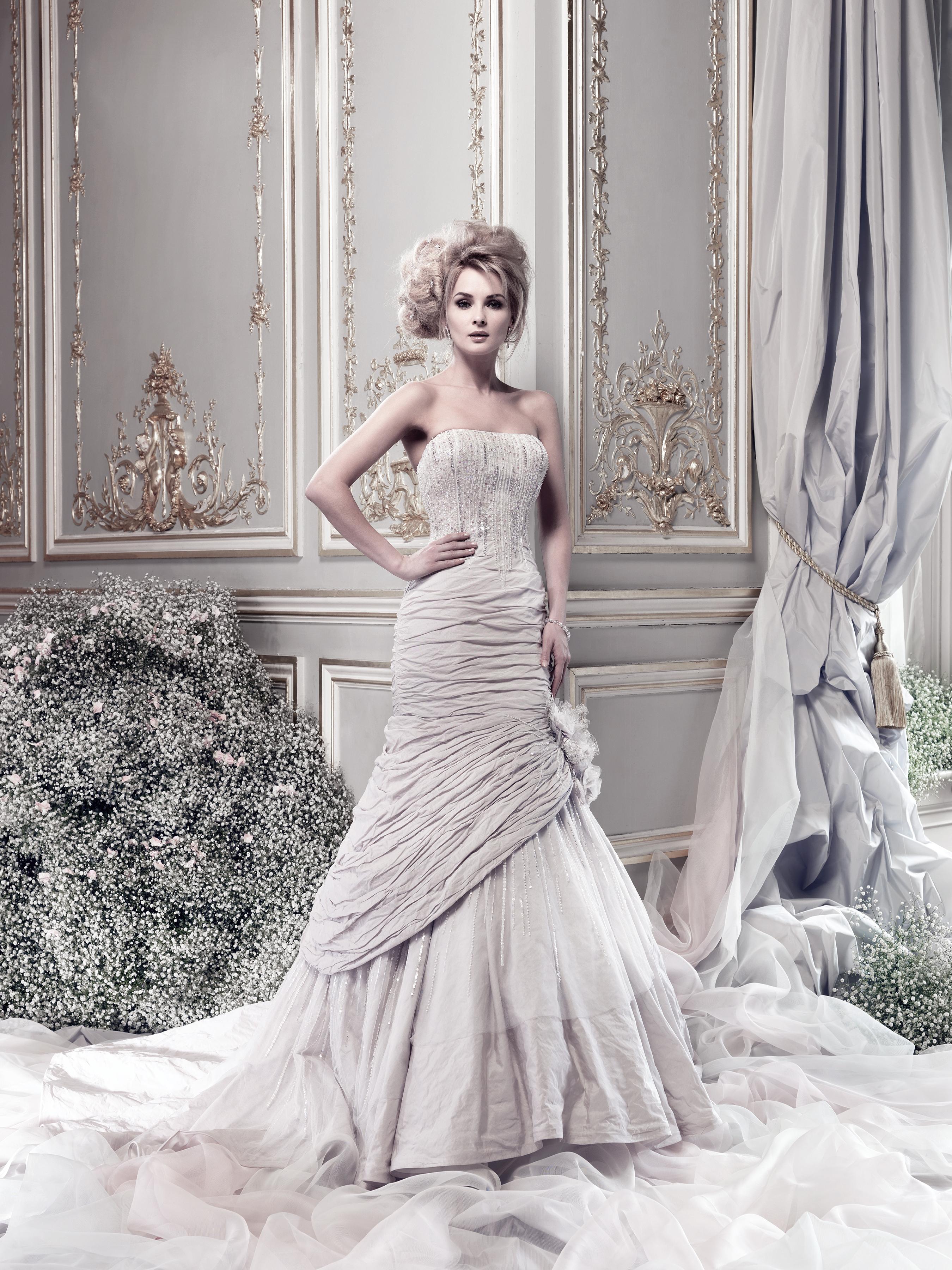 Design By <a Hrefianstuartbride Ian Stuart Cosmopolitan In Pale Lilac: Pale Lilac Wedding Dress At Reisefeber.org