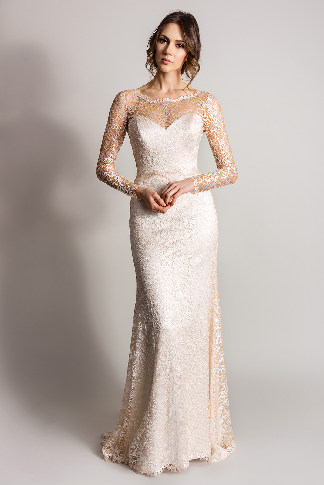 Coloured Wedding Dresses From Top UK Bridal Designers