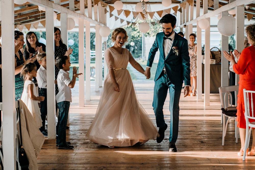 Rustic Wedding Reception Dresses